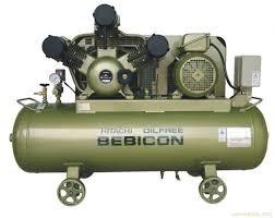 Oil Free BEBICON - Máy nén khí Piston không dầu BEBICON