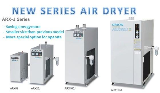 ORION  Air dryer – Máy Sấy khí Orion